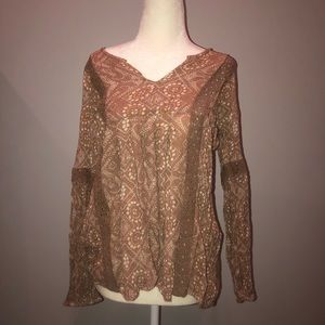 Xs O'neill top worn once
